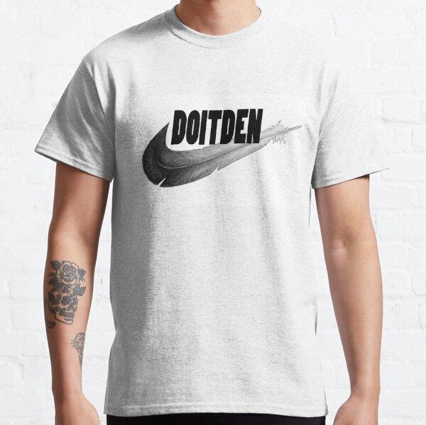 DOITDEN Eagle Feather Logo Classic T-Shirt