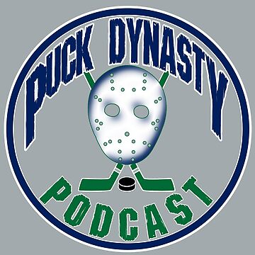 Puck Dynasty Podcast - Grey, Green, and Blue by falsefinish66