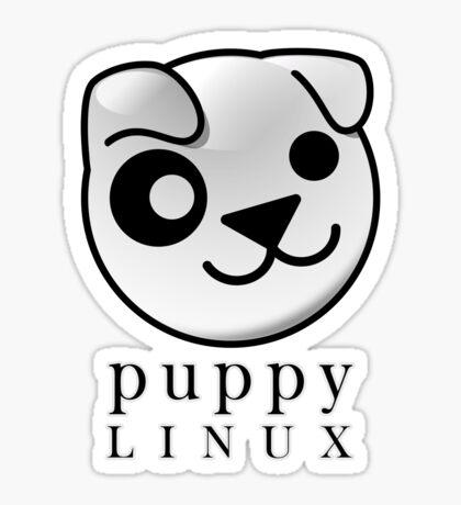 puppy LINUX Sticker