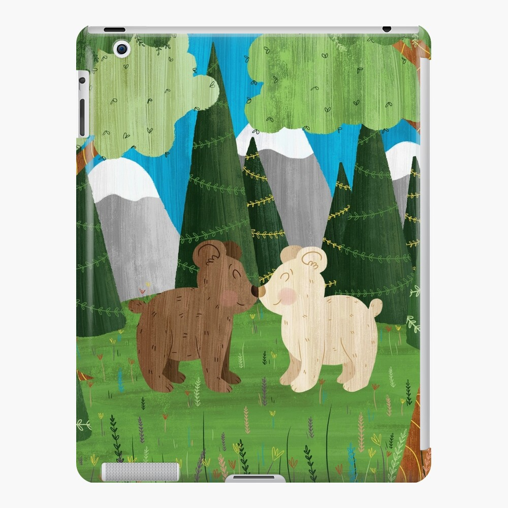 Love Bears iPad Case & Skin