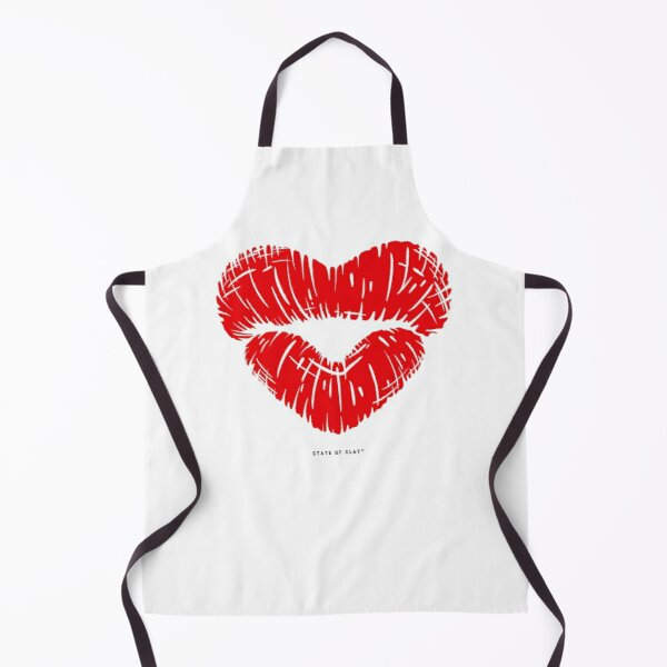 State Of Slay™ - Heart Lips Apron