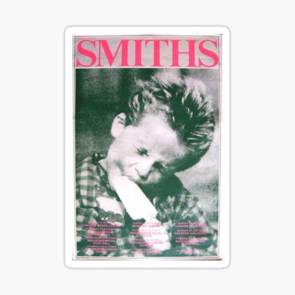 La couverture des Smiths Sticker