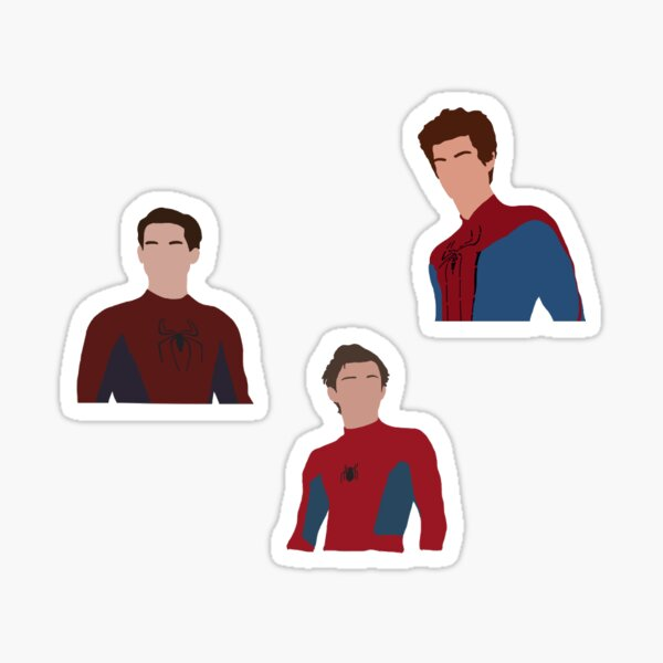 Spider Man Sticker