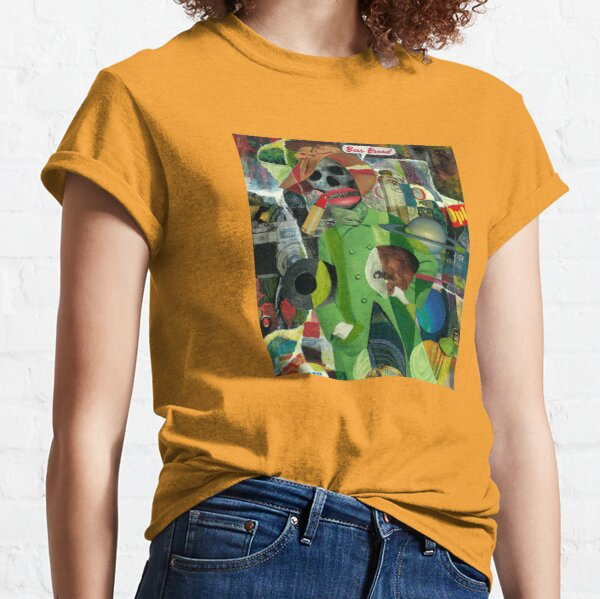 Bear Brand (collage and mixed media) Classic T-Shirt