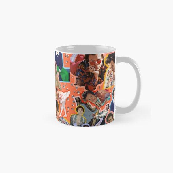 collage of harrystyle Classic Mug