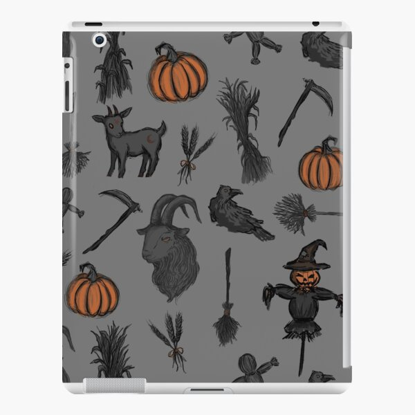 Spooky Harvest iPad Snap Case