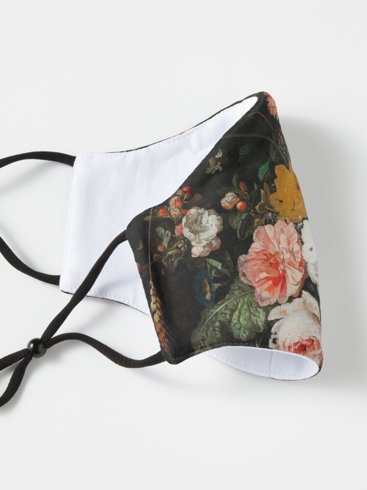 Alternate view of The Overturned Bouquet by Abraham Mignon, 1660-1679 Mask