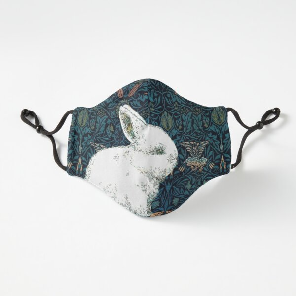 A Rabbit in Morris's Garden Fitted 3-Layer