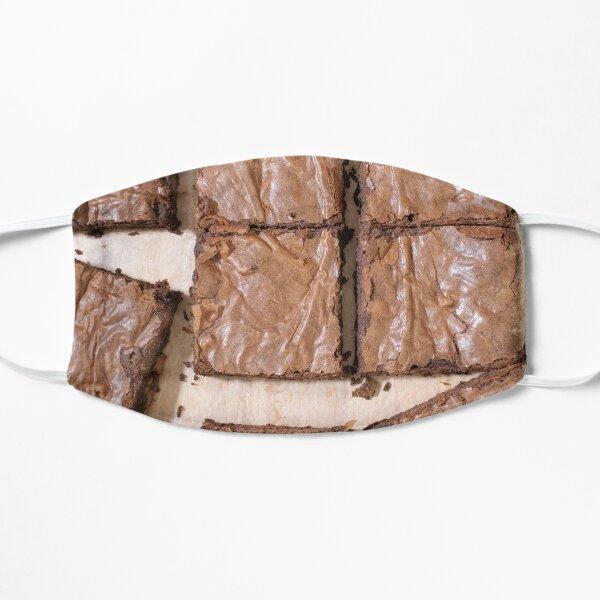 Chocolate Brownies Flat Mask
