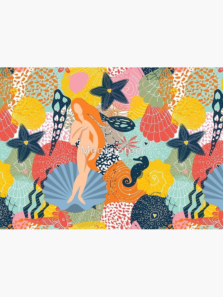 Aphrodite Rising by MeganSteer