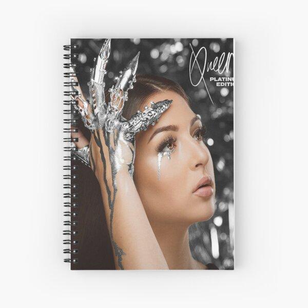 Eva Queen - Queen Cahier à spirale