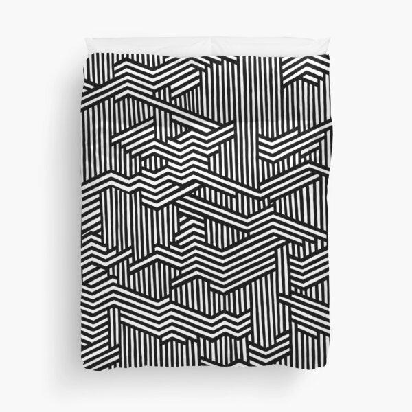 Vibrating Field Duvet Cover