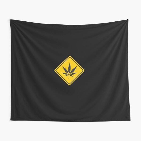 Go Weed Tapestry