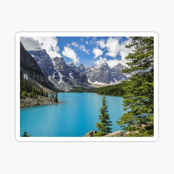 Moraine Lake Stickers Redbubble