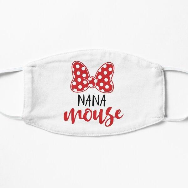 Nana Mouse Flat Mask
