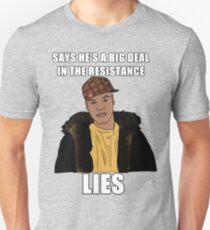 Scumbag Finn (Star Wars) T-Shirt