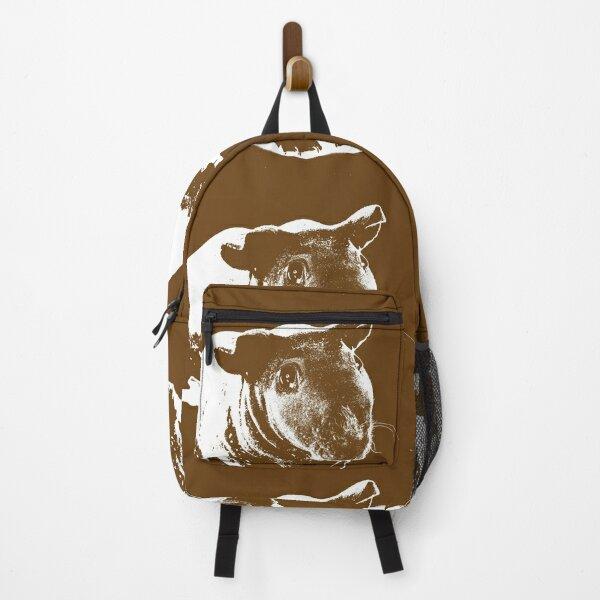 Skinny Pig (brown) Backpack