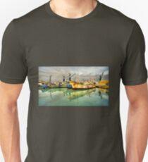Paola Dock Reflections  Unisex T-Shirt