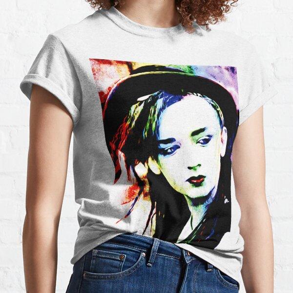 Boy George | Pop Art Classic T-Shirt