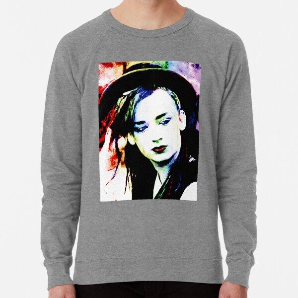 Boy George | Pop Art Lightweight Sweatshirt