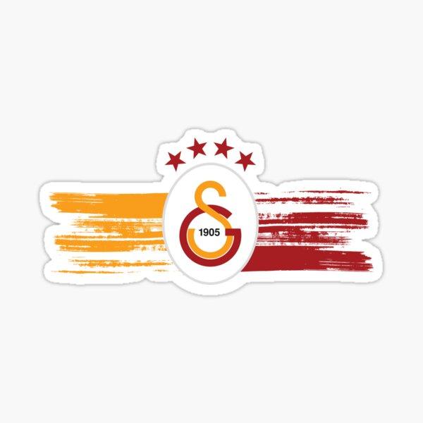 Une vie une couleurs, Turquie, Galatasaray Sticker