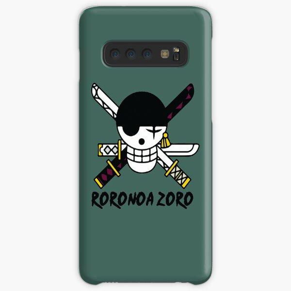 Roronoa Zoro Jolly Roger One Piece Flag Pirate Samsung Galaxy Snap Case