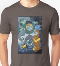 Mother Earth and Father Time T-Shirt