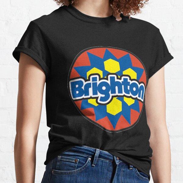 T-shirt de fan de la station de ski de Brighton T-shirt classique