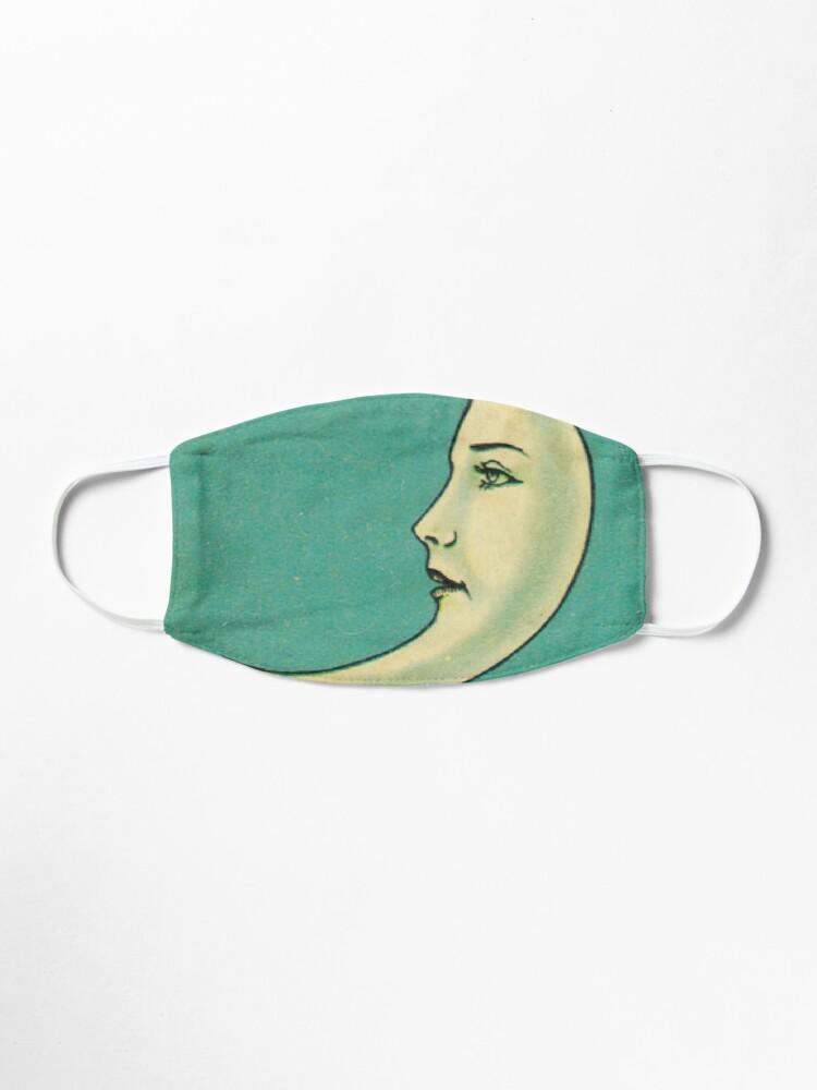 Alternate view of La Luna Mask