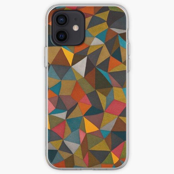 Sol LeWitt | Complex Forms Artwork iPhone Soft Case