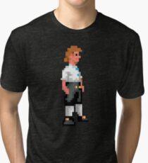 I wanna be a pirate! Tri-blend T-Shirt