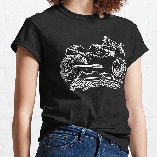 Suzuki Hayabusa Camiseta clásica