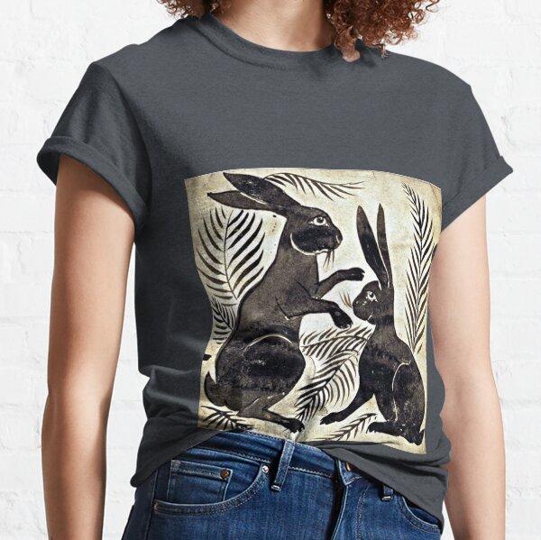 William De Morgan Hares Classic T-Shirt