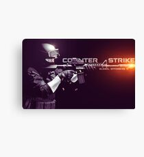 Counter Strike Global Offensive Canvas Print