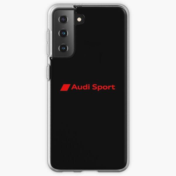 Compagnie de sport Audi Coque souple Samsung Galaxy