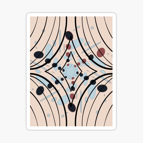 Symmetry Practice 1 Sticker