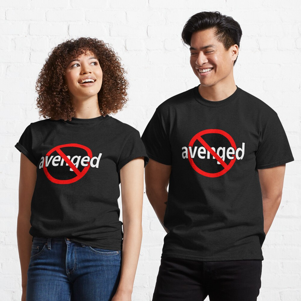Not Avenged - Innocent Classic T-Shirt
