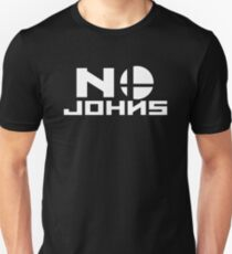 No Johns (Smash Bros) Unisex T-Shirt