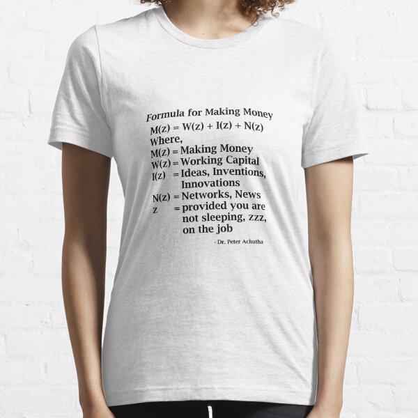 Formula for Making Money Essential T-Shirt