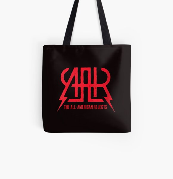 All American Rejects Tote Bags | Redbubble