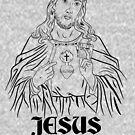 Jesus Saves by PeterParkerPA