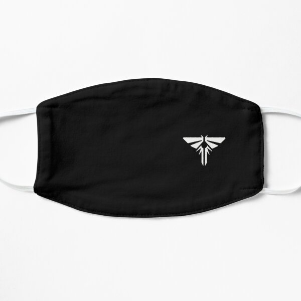 TLOU Firefly Masks Flat Mask
