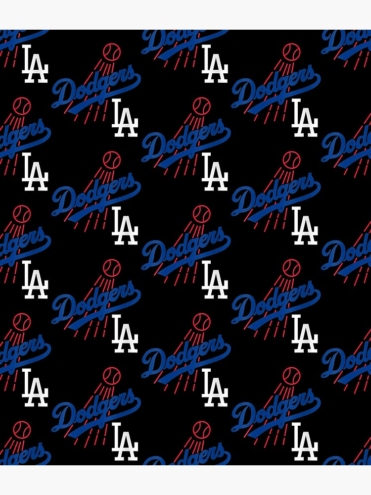 Dodgers World Series 2020 by lauraperron