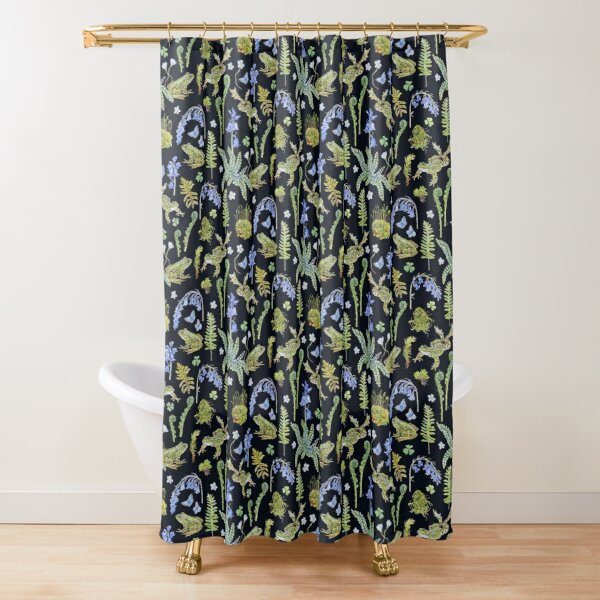 Fern Shower Curtains Redbubble