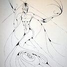 Dragon Dancer by Tony Elliott