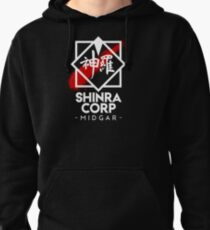 Shinra Corp - Midgar Pullover Hoodie