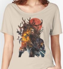 The Witcher 3 Women's Relaxed Fit T-Shirt