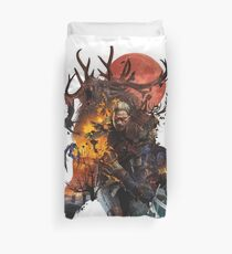 The Witcher 3 Duvet Cover