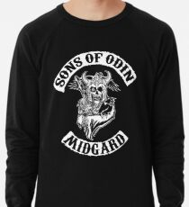 Söhne von Odin - Midgard Kapitel Leichtes Sweatshirt