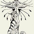 Totem Pole by Tony Elliott